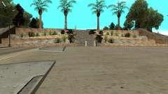 Stone Mountain pour GTA San Andreas