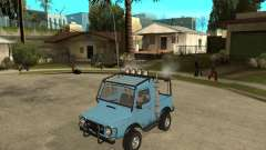 LuAZ 969 m away-Tuning pour GTA San Andreas