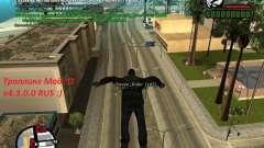 m0d S0beit 4.3.0.0 Full rus pour GTA San Andreas