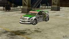 Mitsubishi Lancer Evolution IX RallyCross