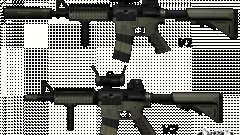 M4 von Call of Duty: Modern Warfare