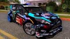 Ford Fiesta 2013 v2.0 für GTA San Andreas