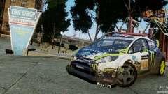 Ford Fiesta H.F.H.V. 2012 für GTA 4