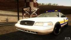 Ford Crown Victoria Puerto Rico Police