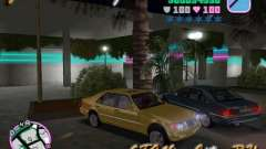 Mercedes-Benz S600 W140 für GTA Vice City