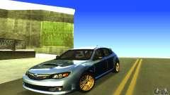 Subaru Impresa WRX STI 2008