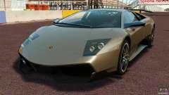 Lamborghini Murcielago LP670-4 SV [EPM] pour GTA 4