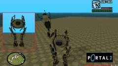 Roboter von Portal 2 # 1