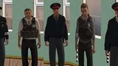 Skin Pack für die russischen internen Angelegenh