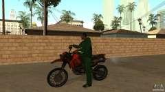 Motorrad Mirabal
