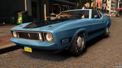 Ford Mustang Mach 1 1973 v2