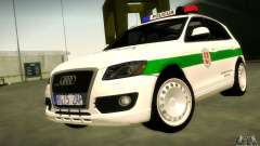 Audi Q5 TDi - Policija