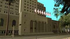 Texture améliorée de la mairie