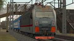Finale mod IV de chemin de fer