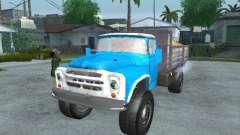 Camion à ordures ZIL 130
