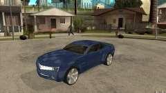 Chevrolet Camaro Concept Tunable