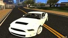 Shelby Mustang 1000 2012 für GTA San Andreas