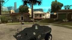 Der APC von GTA IV