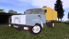 Camion à ordures ZIL 4331