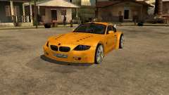 BMW Z4 Style Tuning pour GTA San Andreas