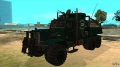 KrAZ 255 B1 Krazy-Krokodil
