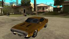 1971 Plymouth Roadrunner 440 pour GTA San Andreas