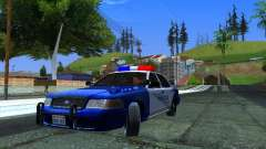 Ford Crown Victoria Belling State Washington für GTA San Andreas