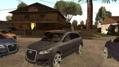 Audi Q7 4.2 FSI pour GTA San Andreas