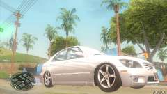 Lexus IS300 Light Tuning