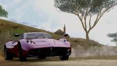 Pagani Huayra pour GTA San Andreas