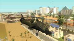 Sikorsky RAH-66 Comanche stealth green