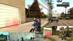 Le script CLEO : Mototûning et Freestyle Motocro