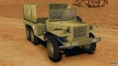 Dodge WC-62 3 Truck