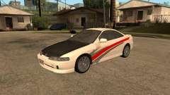 Honda Integra 2000 pour GTA San Andreas