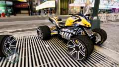 ATV Quad V8 pour GTA 4