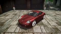 Porsche Cayman S v1
