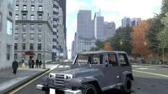 Mesa dans GTA San Andreas pour GTA IV