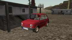 Fiat 126p Elegant