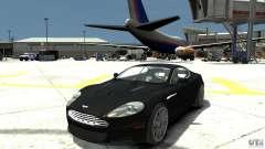 Aston Martin DBS v1. 1 ohne Muskelaufbau