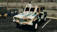 RG-31 Nyala SANDF