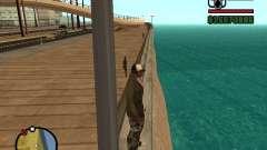 Das Standard-Wasser für GTA San Andreas