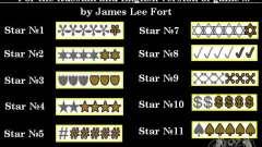 Neue Sterne für die Kapuze # 4