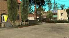 New Grove Street TADO edition für GTA San Andreas