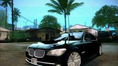 BMW 750Li 2010 für GTA San Andreas