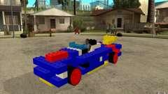 LEGO-mobile