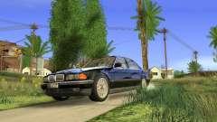 BMW 730i E38 1996 pour GTA San Andreas