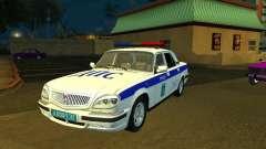 GAZ 31105 Police