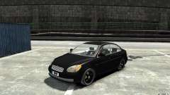 Hyundai Accent 2006 pour GTA 4