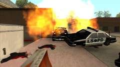 CLEO-Skript: Maschinengewehr in GTA San Andreas