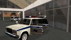 VAZ 21047 Polizei